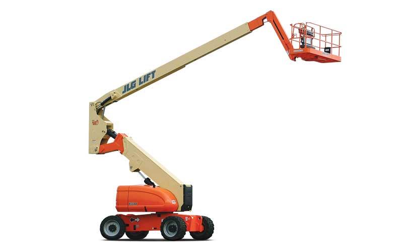 JLG 800AJ Articulating Manlift