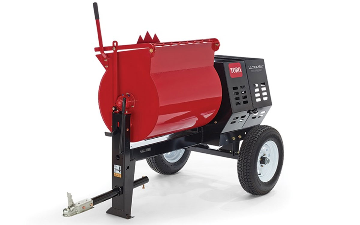 Toro 8cu. ft. Mortar Mixer