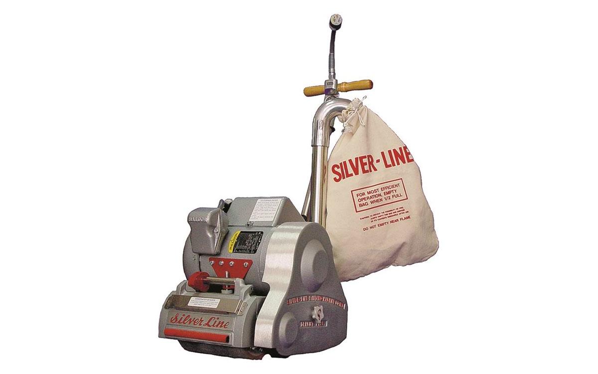 Essex Silverline Drum Floor Sander