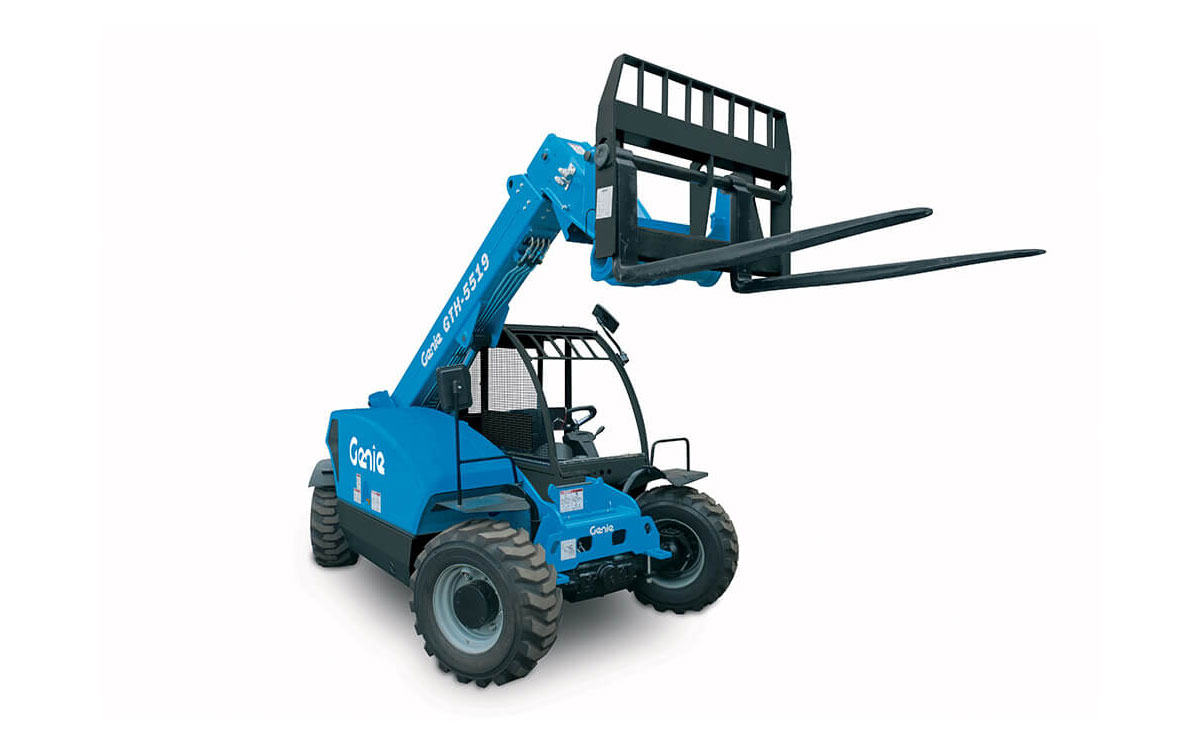Genie GTH5519/Gehl RS519 Shooting Boom Forklift