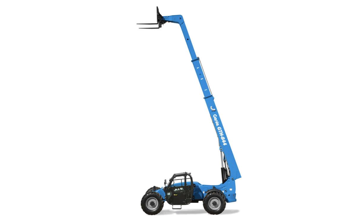Genie GTH-844 Shooting Boom Forklift