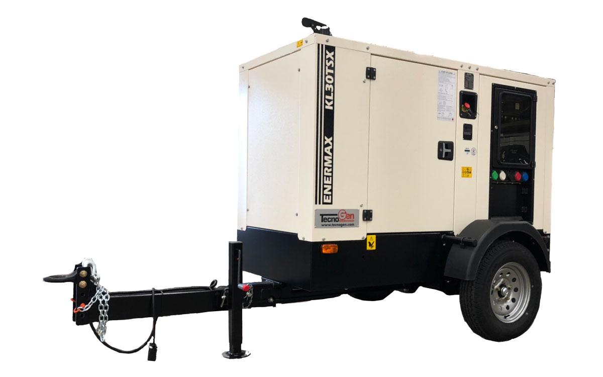 Techno Gen 25 KW Generator