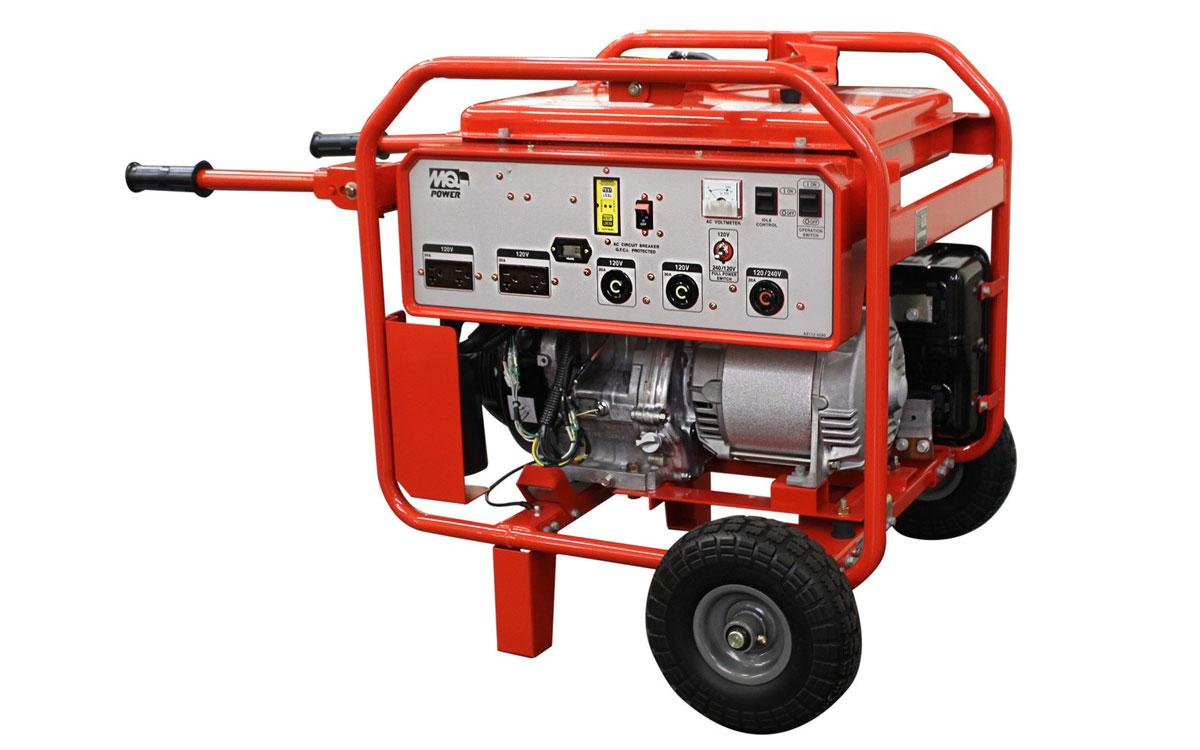 Multiquip Welder Generator