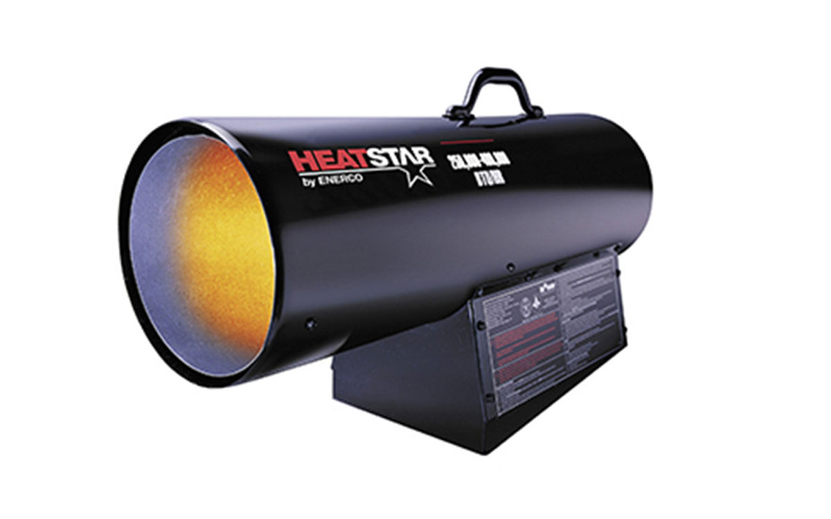 Heat Star Propane Heater 250,000-400,000 BTU