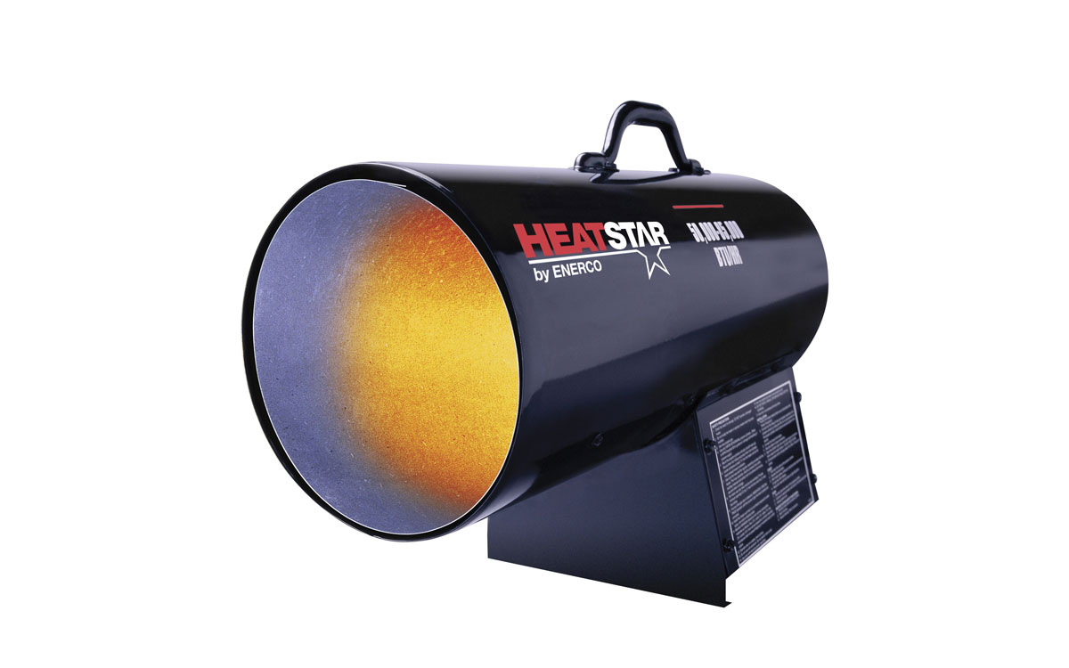 Heat Star Propane Heater 50,000-85,000 BTU