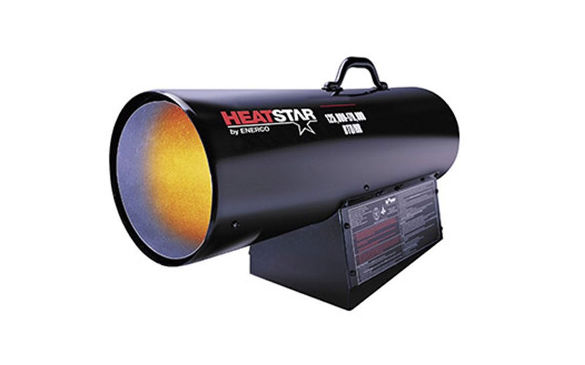 Heat Star Propane Heater 125,000-170,000 BTU