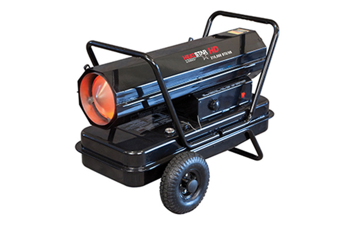 Heat Star Kerosene Heater 175,000 BTU