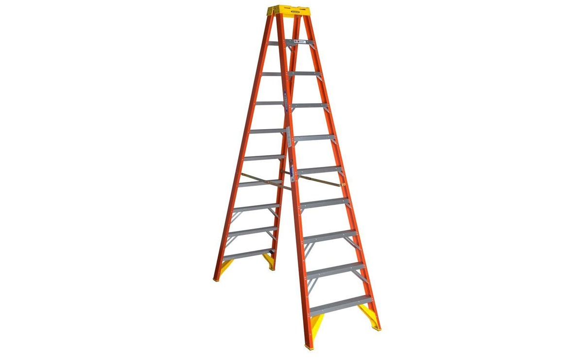 10′ A-Frame Ladder
