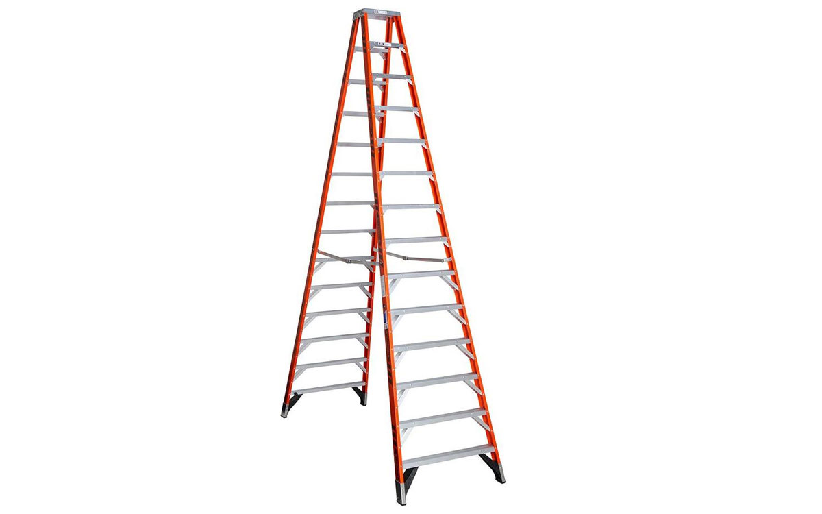 14′ A-Frame Ladder