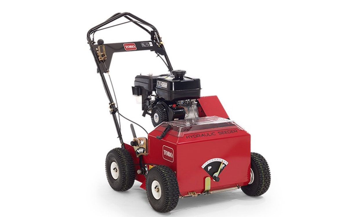 Toro Lawn Revitalizer