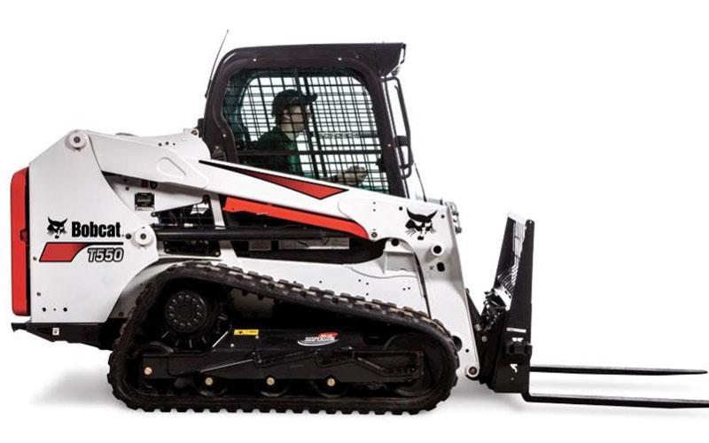 Bobcat T-550