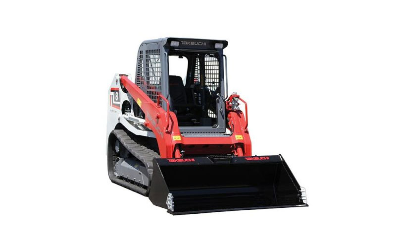 Takeuchi TL-8 Track Loader