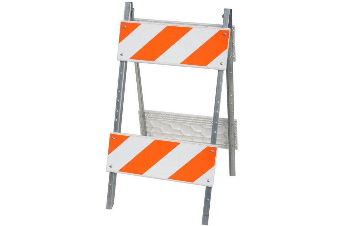 """""""A"""" Frame Barricades"""