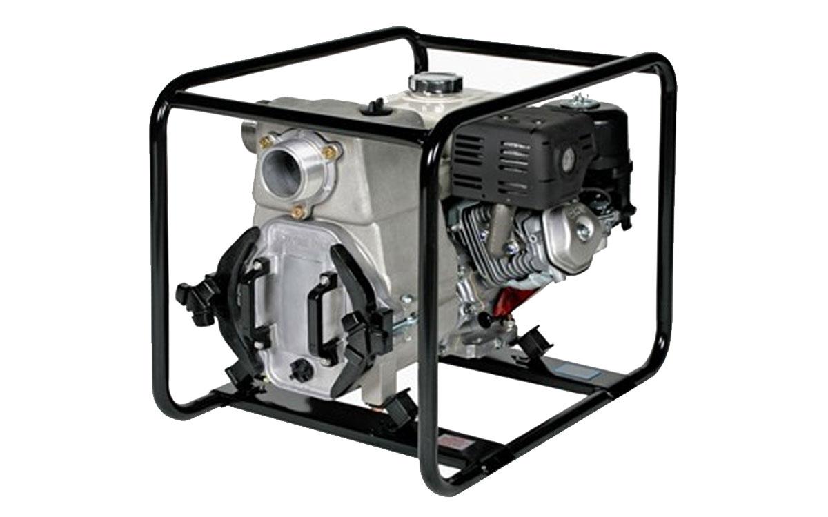 Tsurumi 3″ Gas Trash Pump