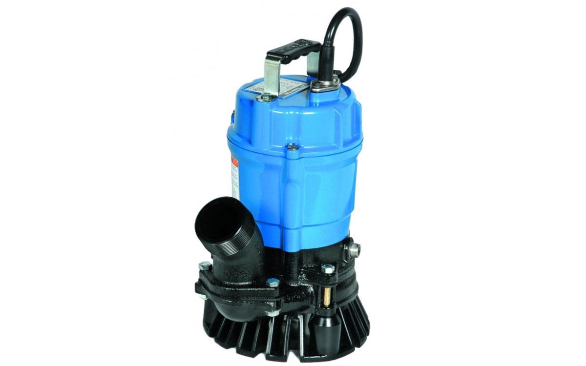 Tsurumi 2″ Electric Submersible Trash Pump