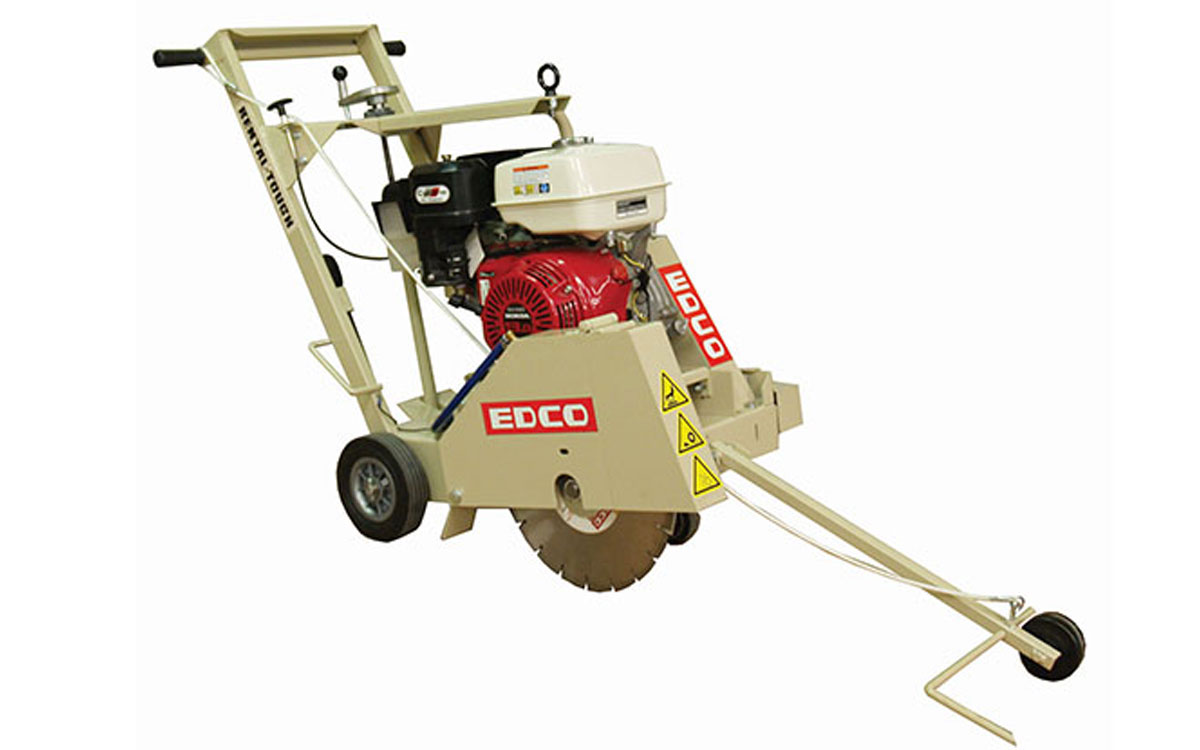 EDCO 18″ Walk Behind Saw