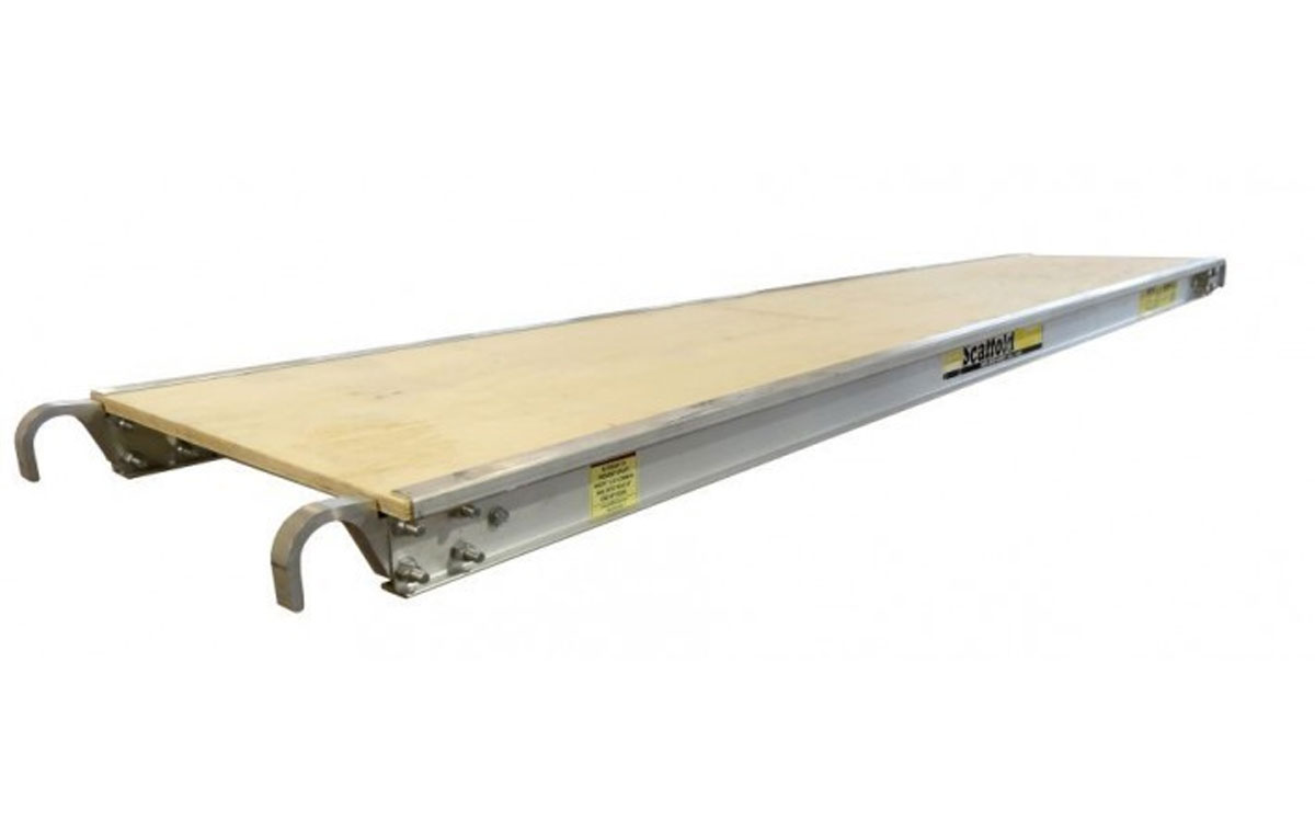 7′ Aluminum Plywood Walk Boards