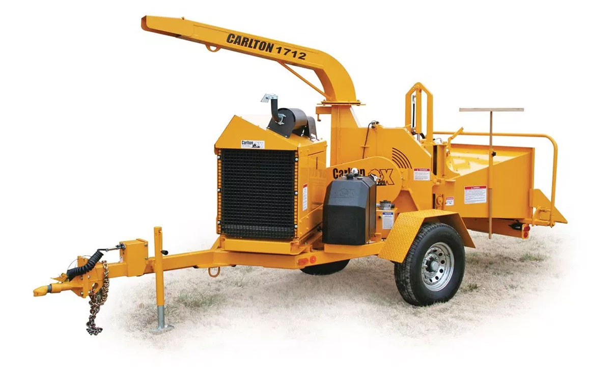 Carlton 12″ Brush Chipper