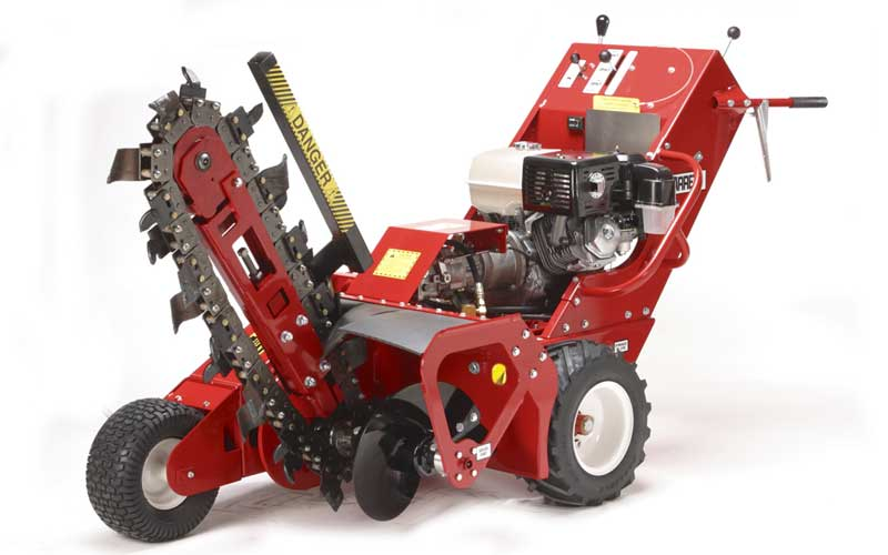 Barreto 36″ Wheeled Trencher