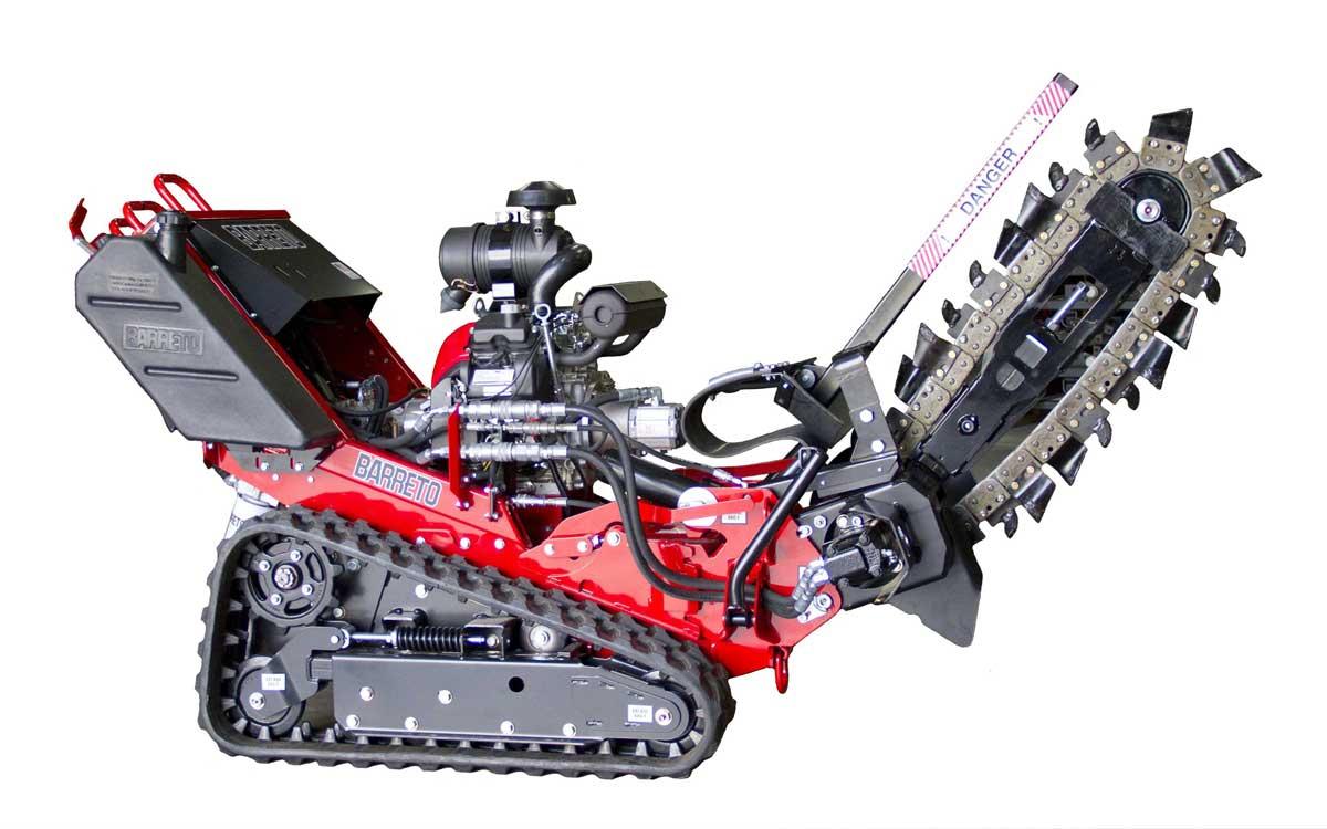 Barreto 42″ Track Trencher