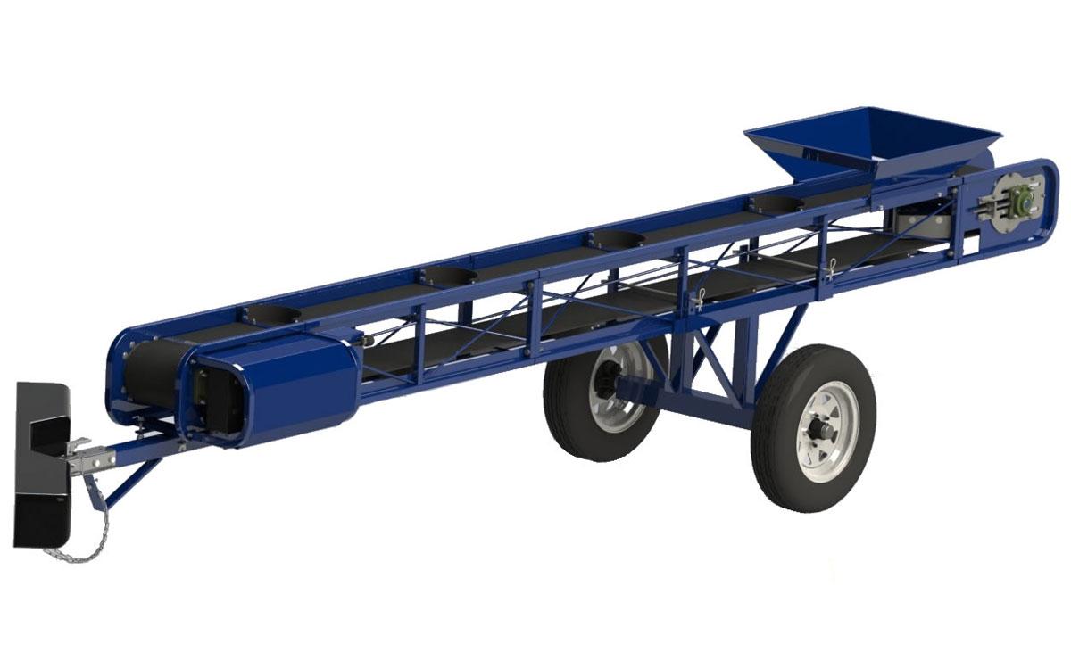 Clarco 20′ Conveyor
