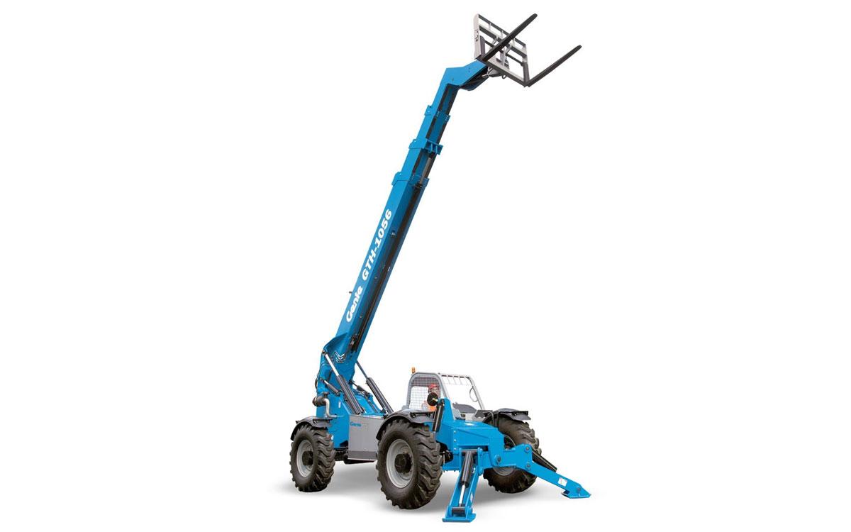 Genie GTH-1056 Shooting Boom Forklift