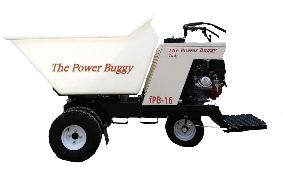 Concrete Power Buggy