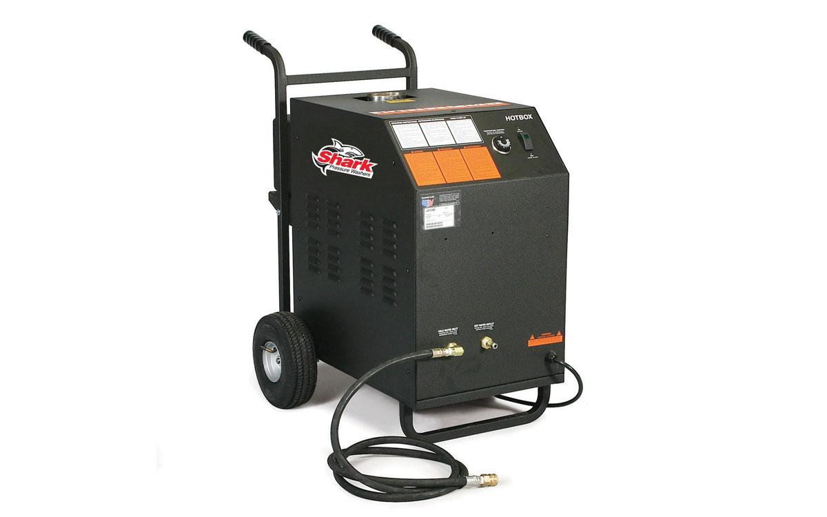 Shark Pressure Washer Hot Box