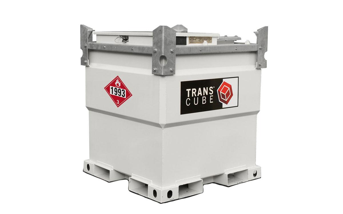 TransCube 250 Gallon Portable Fuel Tank