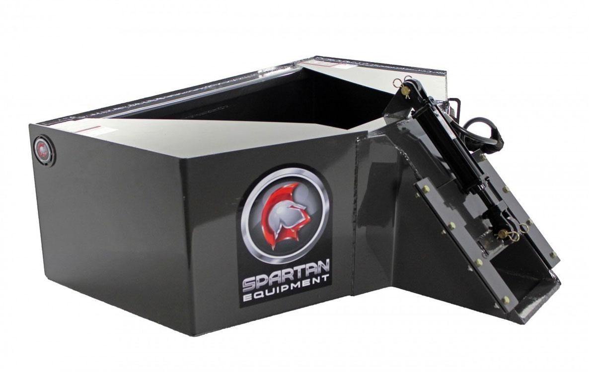 Spartan Concrete Chuter Bucket