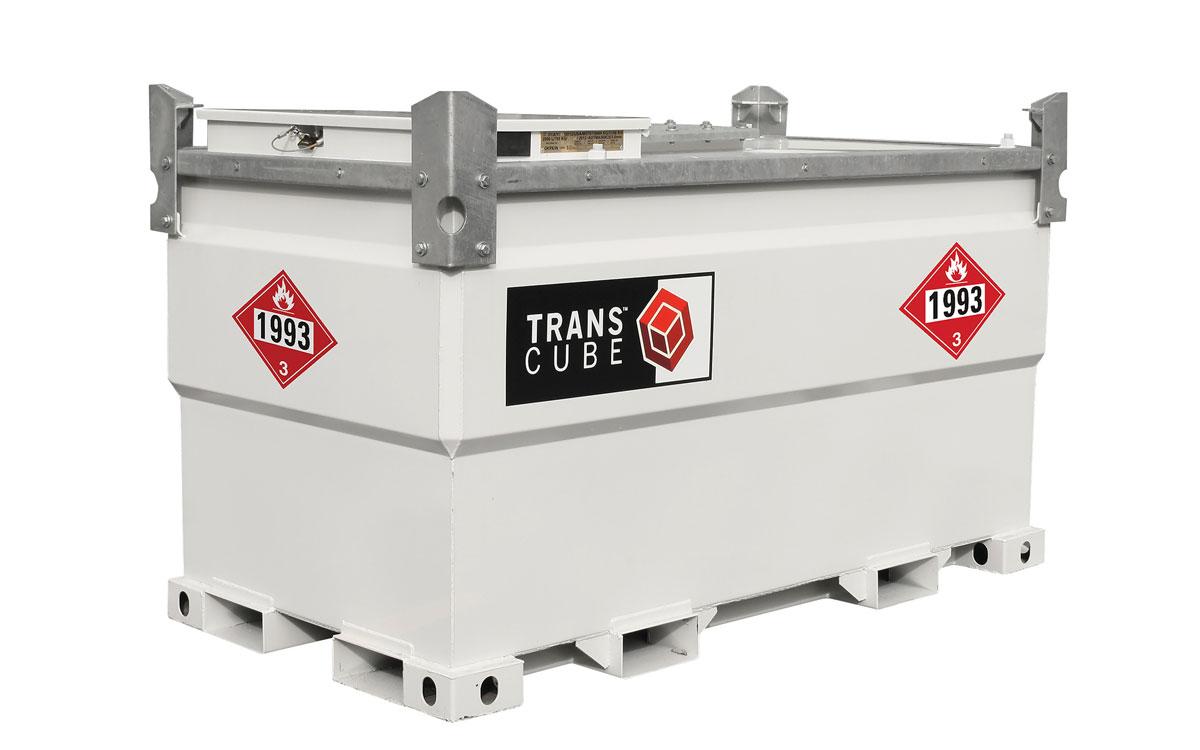 TransCube 500 Gallon Portable Fuel Tank