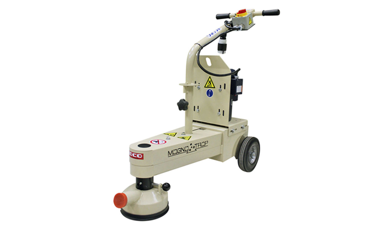 EDCO Edger Grinder 7″, Electric