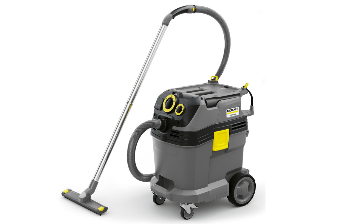 Hepa Wet/Dry Vacuum